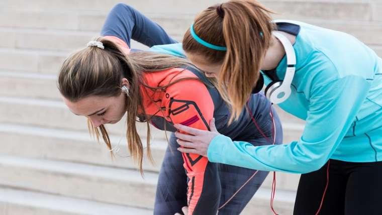 Durere de spate dupa alergare: cauze si solutii