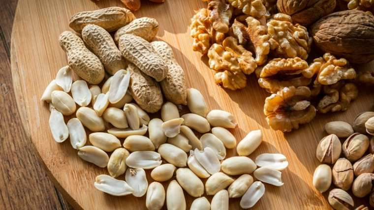 Fructe oleaginoase – beneficii pentru sanatate