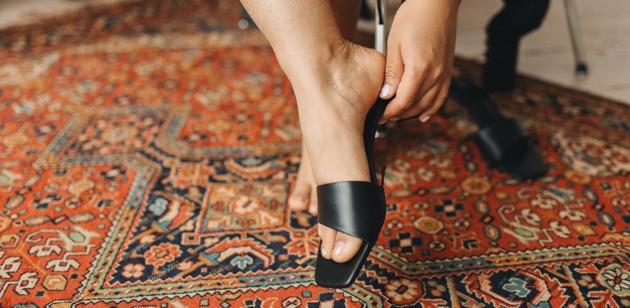 probleme ale picioarelor
