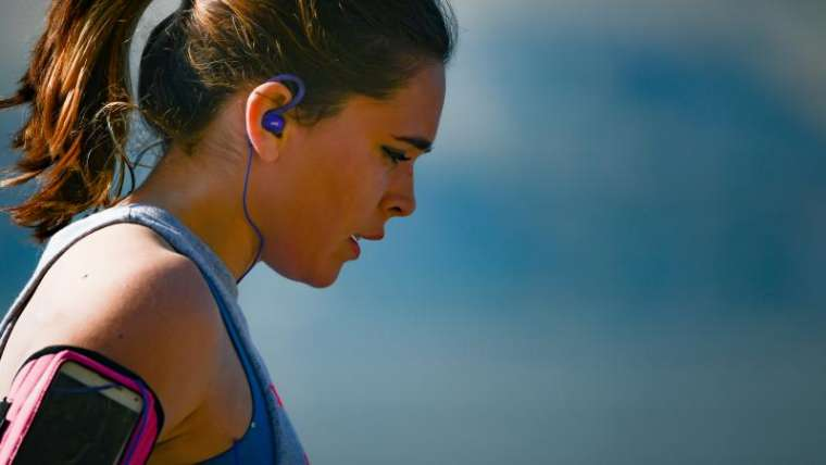 Ritmul cardiac in timpul activitatii fizice
